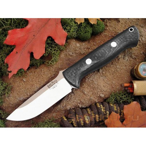Bark River Bravo1 3VR Black Carbon Fiber