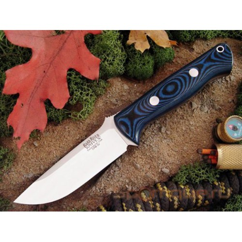 Bark River Bravo1 3VR Blue&Black G-10