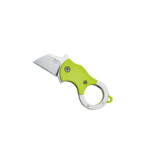 Fox Knives Fox Mini-Ta Wharncliffe Green 2.5 cm, FX-536G