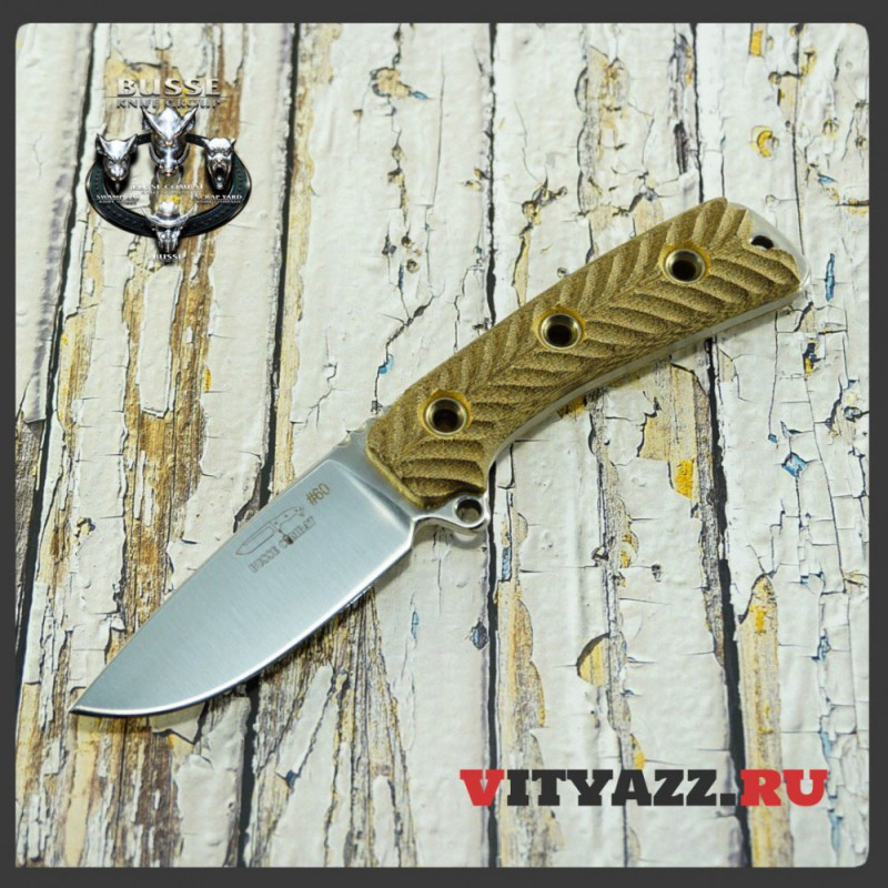 Busse Combat Knife Company SAR 3 - LE