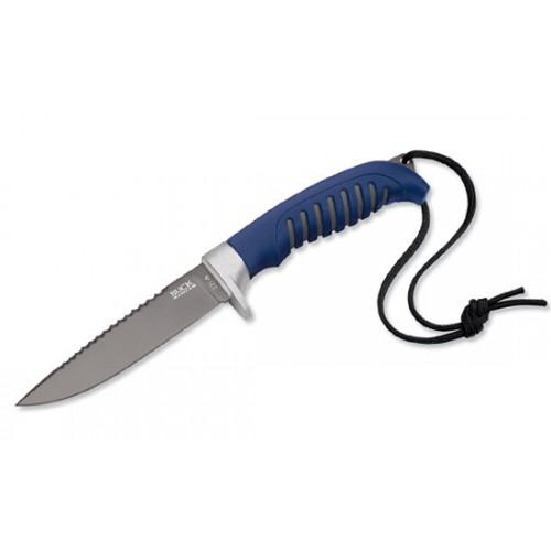Buck 0221BLX Silver Creek, Bait Knife