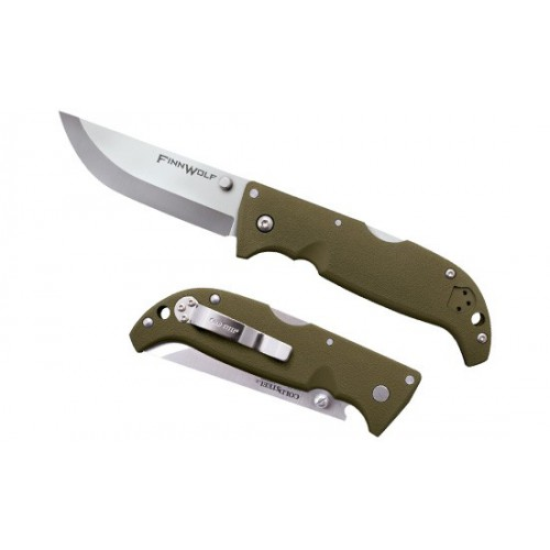 Cold Steel 20NPFZ Finn Wolf Green