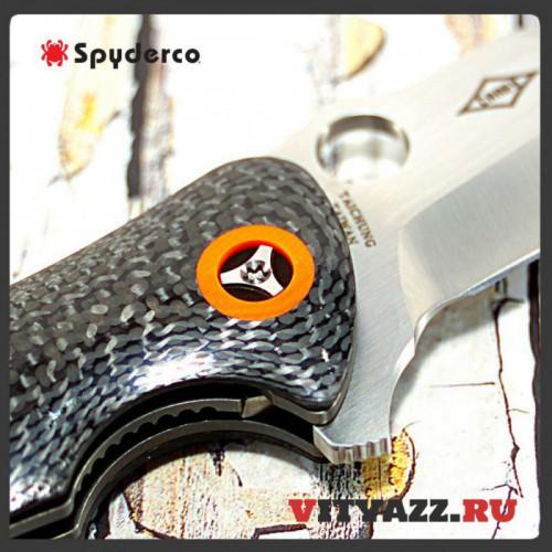Spyderco RUBICON™ CARBON FIBER