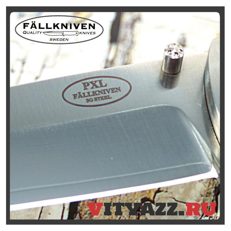 Fallkniven PXL Folder Ivory Micarta